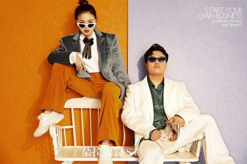 许昌郑州婚纱摄影哪家好 朵拉摄影 排名工作室拍婚纱照因为专注所以专业