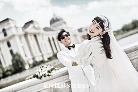 新鄉鄭州婚紗攝影哪家好【朵拉攝影】工作室排名婚紗照備受信賴的品牌