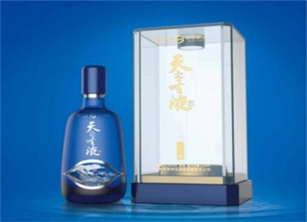 白酒代理品牌 天之圣液赢得了很多消费者的认可.