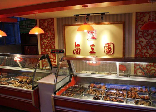 开卤三国熟食店利润空间大 创业不二选择