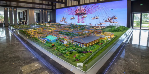 大峡谷:一个了不起的建筑模型公司