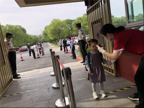 开学伊始 上海嘉德蒙台梭利幼儿园迎来开学第一课