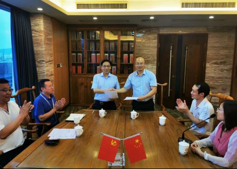 贵州国威酒业携手中国食品发酵工业研究院共建绵柔酱香型白酒技术标准体系