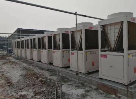 节能环保、安全恒温,空气源热泵环控技术获山东畜牧兽医局肯定