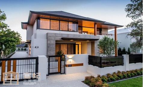 富紀輕鋼別墅全新一代裝配式建筑經久耐用無污染